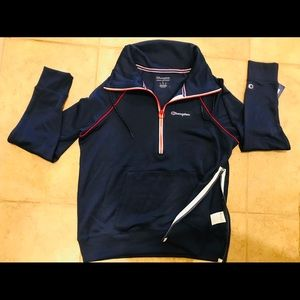 Champion New! Jacket Pullover 1/2 Zip Women's!